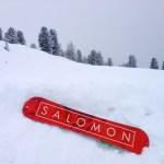 Das Salomon XLT in seiner natürlichen Umgebung © Gipfelfieber.com