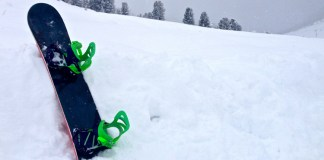 Im Kurztest: Salomon XLT Snowboard © Gipfelfieber.com
