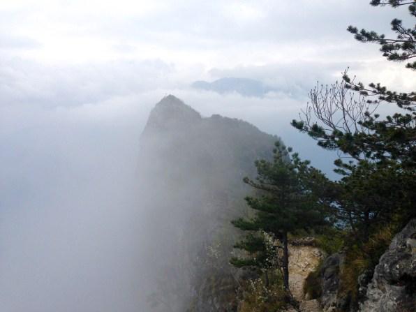 Blick zurück zum Cima Capi © Gipfelfieber.com