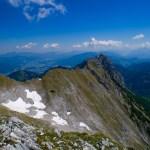 Der Weiterweg am Grat © Gipfelfieber.com