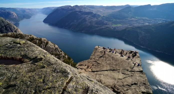 """Verlosung: eBook """"Wandern in Norwegen"""" © Gipfelfieber.com"""