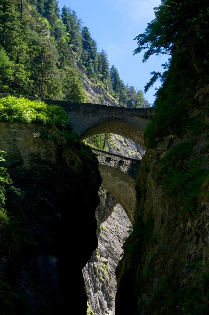 Brücke über die Viamala © Gipfelfieber.com
