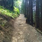 Abstieg von der Rohrkopfhütte © Gipfelfieber.com