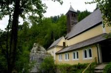 Die Kapelle Maria Klobenstein © Gipfelfieber.com