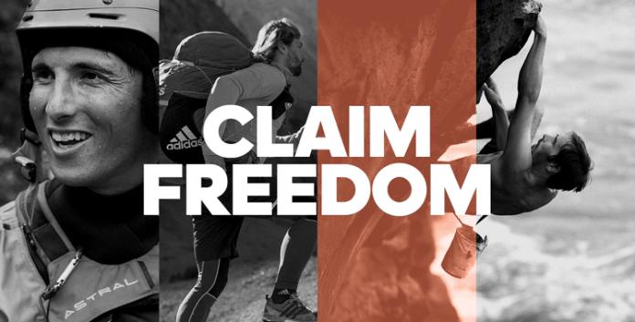 Adidas Claim Freedom: Vom Traum zur Realität © Adidas Outdoor