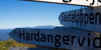 Vom Gaustatoppen zum Mittelpunkt der Erde © Gipfelfieber.com
