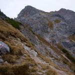 Steiler Aufstieg © Gipfelfieber.com