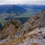 Der Steig folgt dem Grat © Gipfelfieber.com