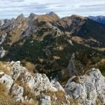 Gumpenkarspitze und Hochplatte © Gipfelfieber.com