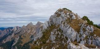 Hoher Straußberg und die Suche nach den Steinböcken © Gipfelfieber.com