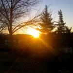 Sonnenuntergang in Sandriff ©Gipfelfieber