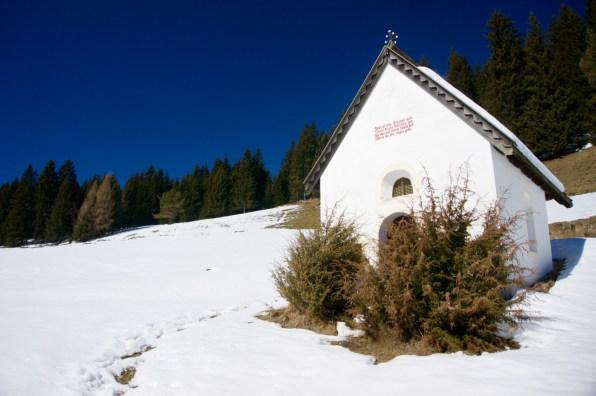 Kleine Kapelle ©Gipfelfieber