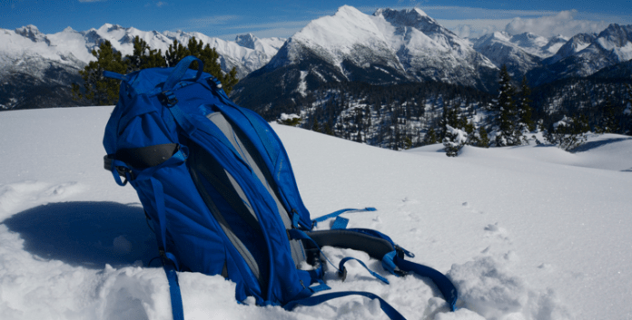 Skitourenrucksack im Test: Gregory Targhee 45 ©Gipfelfieber