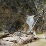 Wasserfall in der Aschauer Klamm ©Gipfelfieber