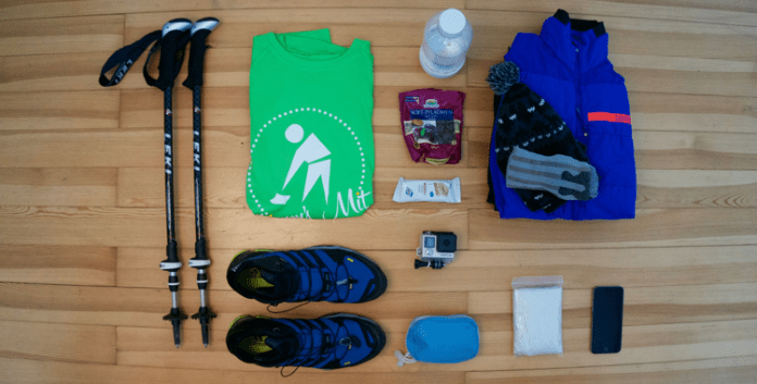Packliste fürs Wandern – Tagestour