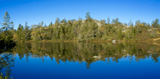 Wandern zum Venelifjell: Im Herzen der Telemark ©Gipfelfieber