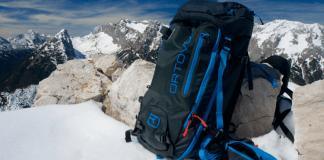Getestet: Ortovox Peak 35 Tourenrucksack ©Gipfelfieber