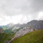 Wolken über der Wettersteinwand ©Gipfelfieber