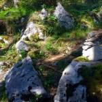 Steinmandl markieren den Weg ©Gipfelfieber