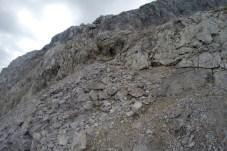 Mehrere Steilstufen sind zu überwinden ©Gipfelfieber