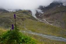 Gletscher in Wolken ©Gipfelfieber