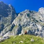 Ostwand von Steinberg und Schärtenspitze ©Gipfelfieber