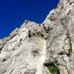 Abstieg zur Blaueishütte ©Gipfelfieber