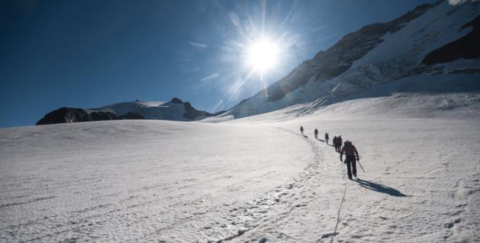 Plan B im Pitztal – Gletschertour auf's Taschachhochjoch