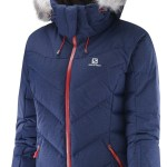 Salomon Motion Fit Icetown Jacket © Salomon