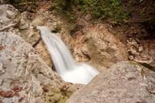 Kleiner Wasserfall ©Gipfelfieber