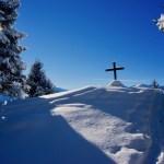 Januar: Hebamsberg bei Oberammergau ©Gipfelfieber