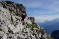 Aufstieg zum Großen Ochsenhorn ©Gipfelfieber