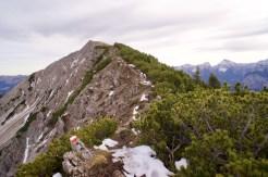 Fleischbank Gipfelgrat ©Gipfelfieber
