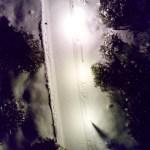 Rodelpiste aus der Luft ©Gipfelfieber