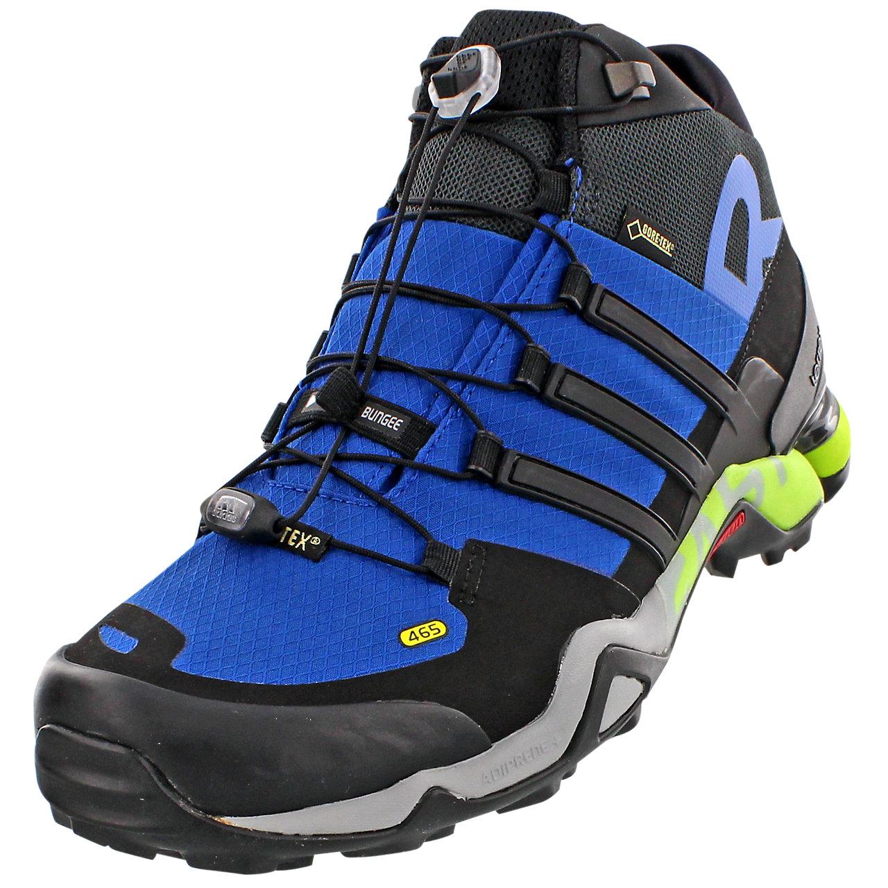 quality design d7e03 a45ef Adidas Terrex Fast Mid GTX in blau © Adidas