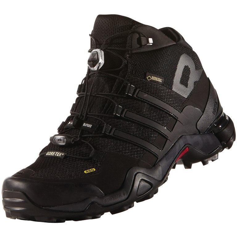 fc4e6df321a85 Adidas Terrex Fast R Mid GTX Schuhe im Test  Allround ist alles!
