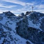 Gipfelkreuz vom Geiselstein ©Gipfelfieber