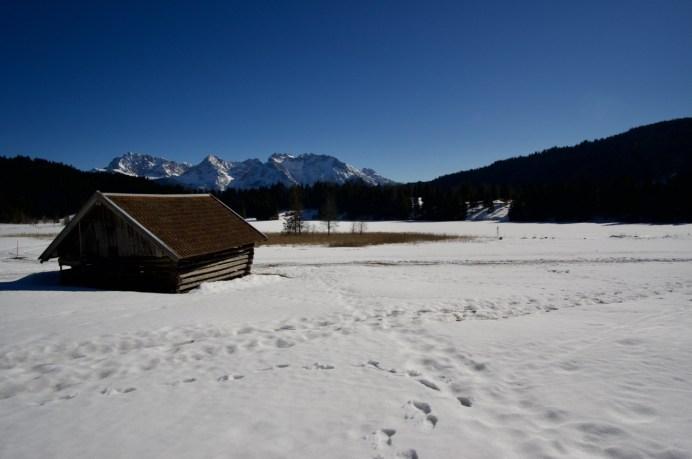 Hütte am Geroldsee ©Gipfelfieber