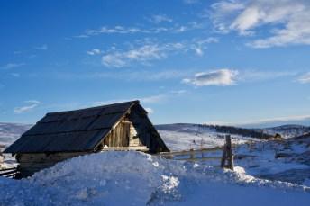 Kleine Hütte am Wegesrand ©Gipfelfieber