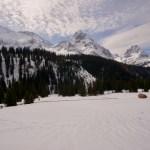 Beim Verlassen des Skigebiets ©Gipfelfieber