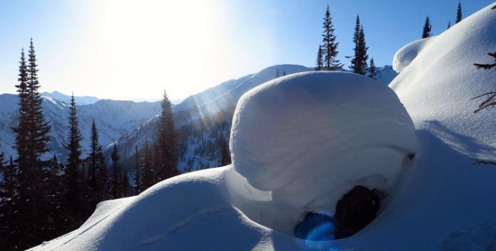Tourengehen in Sibirien: Powdern in der Einsamkeit