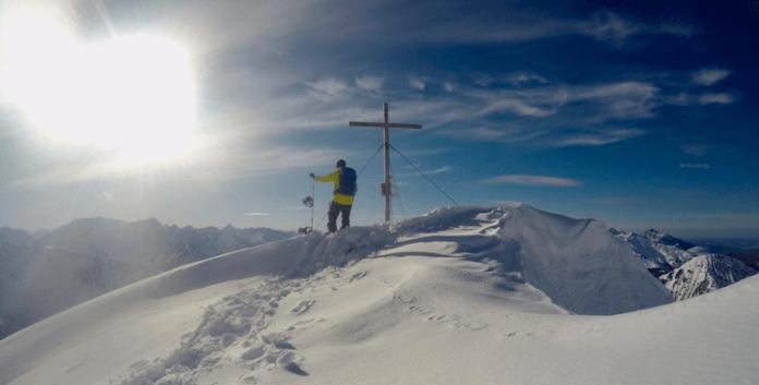 Skitour auf die Engelspitze: Eine freudige Rückkehr und ein wehmütiger Abschied