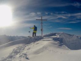 Skitour auf die Engelspitze: Eine Rückkehr und ein wehmütiger Abschied ©Gipfelfieber