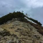 Abstieg über die Südost-Flanke ©Gipfelfieber