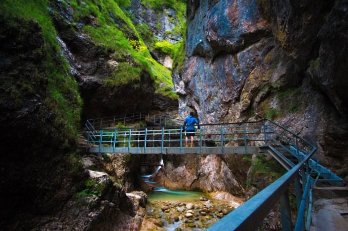 Über zahllose Brücken ©Gipfelfieber