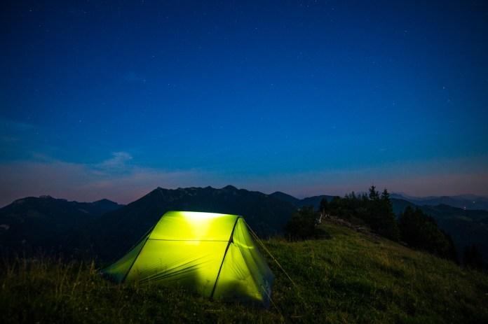 Leichtes Zwei-Personen-Zelt: Das Helsport Fonnjell Superlight 2 im Test ©Gipfelfieber
