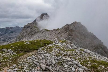 Der Kamm vom Schönegg zur Schönfeldspitze ©Gipfelfieber