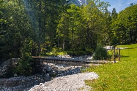 Start im Kaiserbachtal ©Gipfelfieber