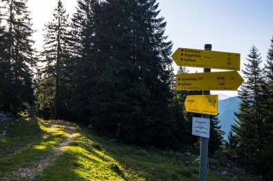 Abstieg nach Innerwald ©Gipfelfieber