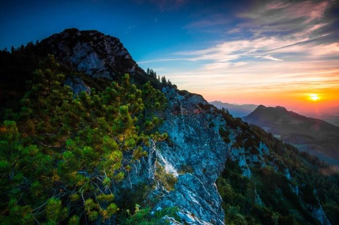 Vergessene Steige wiederbelebt: Der Klettersteig durch die Spitzstein Nordseite